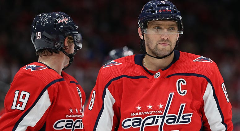 Can the Capitals regain their championship form?