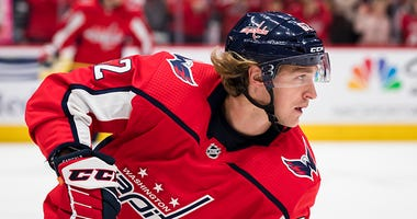 Carl Hagelin snaps scoring spell with street hockey