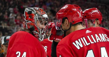 Stanley Cup Playoffs: Alan May previews Caps-Hurricanes