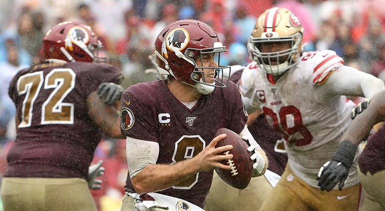 Moss: Redskins 'have a chance' with Case Keenum