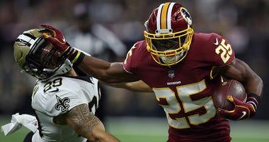 Chris Thompson hopes to return to Redskins next year