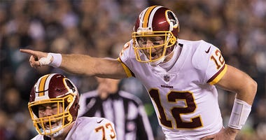 QB Competition: Jay Gruden likely wants to start Colt McCoy