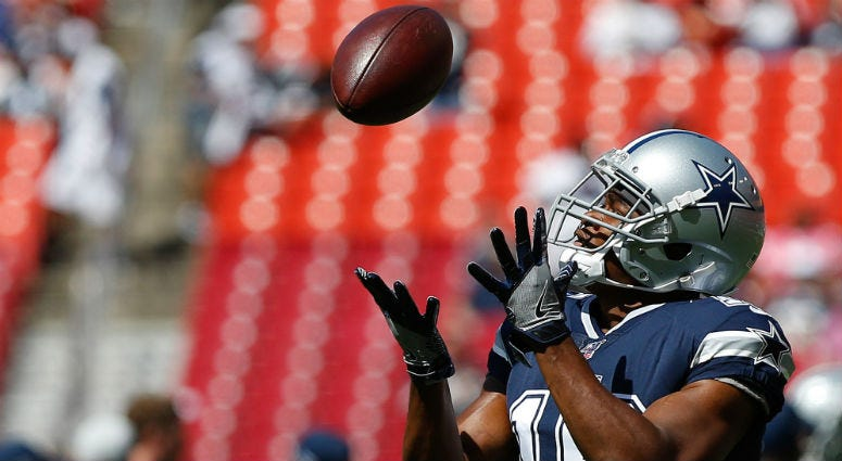 Amari Cooper turned down top offer from Redskins
