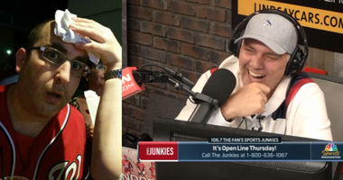 JUNKIES: Ram calls in drunk from Vegas to start the show