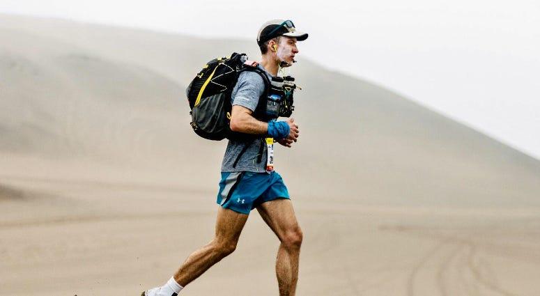 D.C. ultra-marathoner runs to 'Nana'