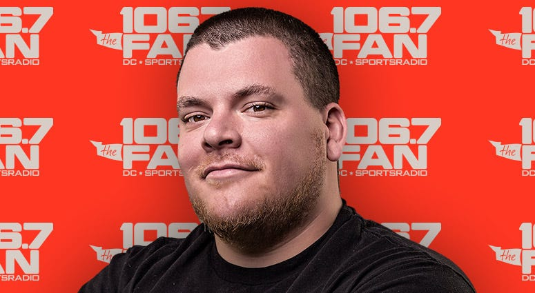 Chad Dukes Vs. The World - A D.C. Sports Show & Podcast | 106.7 ...