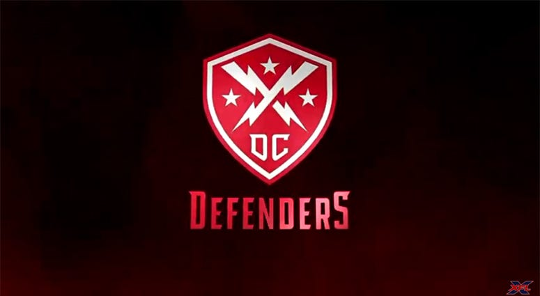 D.C.'s XFL team name revealed: DC Defenders