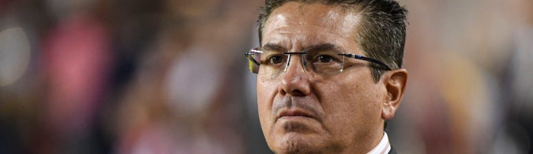 A theory on what's really going on inside Redskins ownership