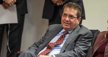 Is Dan Snyder already meddling with Ron Rivera?