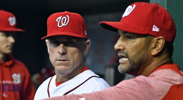 Ryan Zimmerman: What do you want Dave Martinez to do right now?