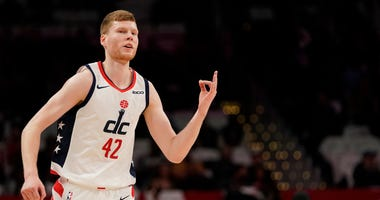Wizards' Davis Bertans pulls out of NBA restart