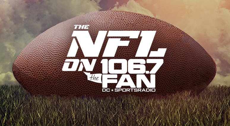 Listen to the NFL on 106.7 The Fan.