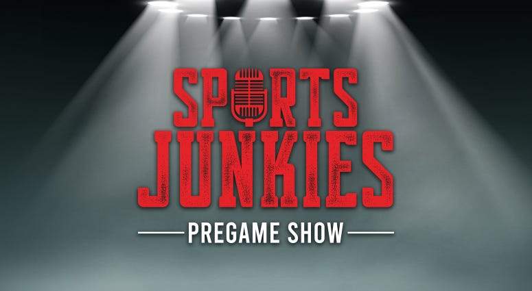 The Sports Junkies get you ready for football.