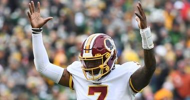 Urban Meyer defends Dwayne Haskins: Redskins were 'a mess'