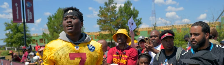 SNIDER: Home, sweet home welcomes back Redskins