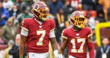 Redskins must earn way back to prime time
