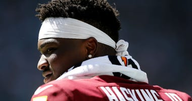 Chris Thompson: Haskins should continue to learn