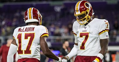 Dwayne Haskins to make first start for Redskins vs. Bills