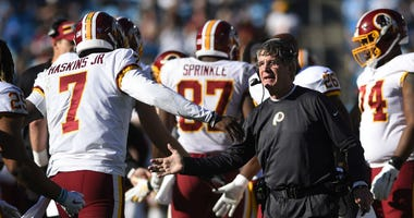 Past visions lead to future Redskins hope