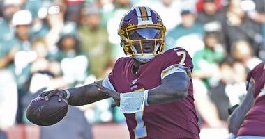 Moss: Dwayne Haskins clearly progressing