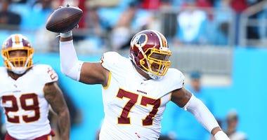 Redskins in talks to re-sign Ereck Flowers