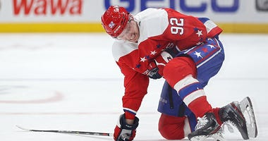 Capitals coach 'hopeful' Kuznetsov will play on road trip