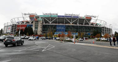 FedEx Field to serve as COVID-19 testing site