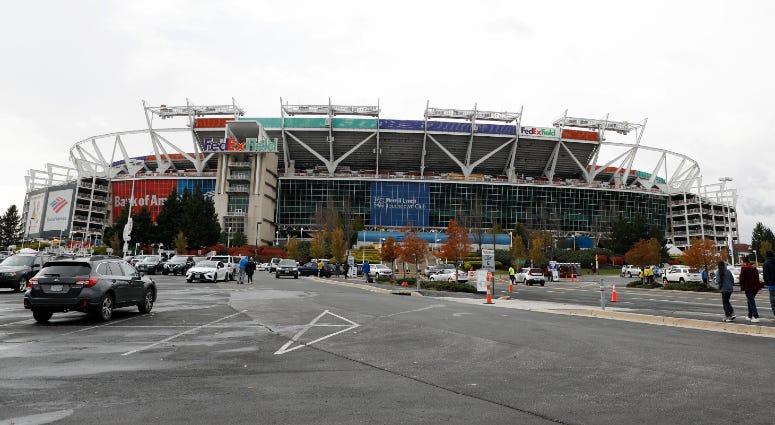 FedEx requests the Washington Redskins change their name.