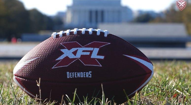 XFL's DC Defenders 2020 season schedule, broadcast details