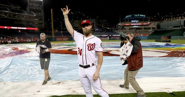 Nationals owner Mark Lerner say they have moved on from Bryce Harper.