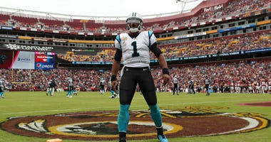 Should Redskins consider pursuing Cam Newton?