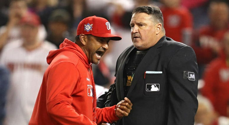 Are Dave Martinez's days numbered as Washington Nationals manager?
