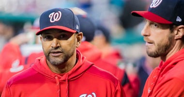 Nationals struggles have many wondering if Dave Martinez is right man for the job.