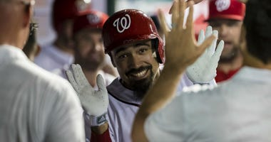 Nationals' Anthony Rendon passes on MLB All-Star Game.