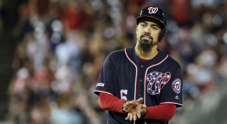 Nats fans on Twitter implore team to re-sign Anthony Rendon