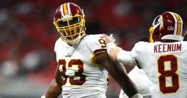 Redskins vs. Eagles Preview Week 1 Matchups to Watch