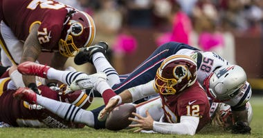 Inept offense, porous defense the constant for Redskins