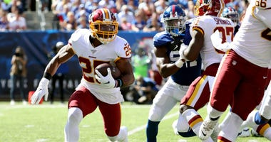 Chris Thomspon: Redskins' poor start is 'super frustrating'