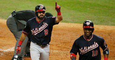 Nationals radio highlights from Game 2 World Series win