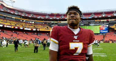 Dwayne Haskins could lose Redskins starting job to Kyle Allen?