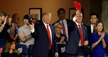 Nationals to visit President Trump at White House