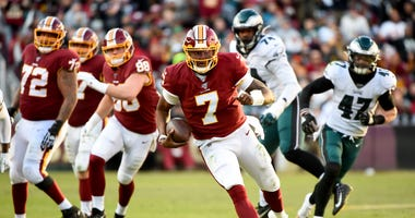 Dwayne Haskins and Redskins will open 2020 NFL season at home vs. Eagles.