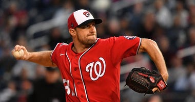 Could it be Nats' Max Scherzer vs. Yankees' Gerrit Cole on Opening Day?
