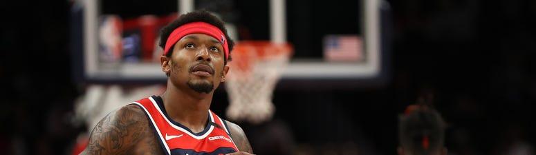 Bradley Beal trade murmurs continue as NBA sets to restart in Florida.
