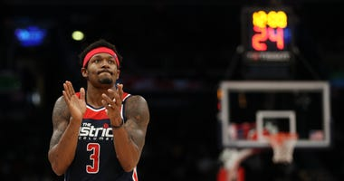 Bradley Beal's agent says his client is not available for trade