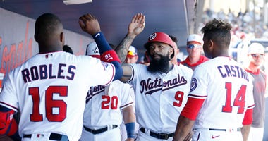 The Nationals announce their 60-player pool for the 2020 MLB Season.