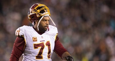 Redskins have finally traded Trent Williams. Getting 2 picks from the 49ers.