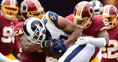 Redskins reportedly shopping Mason Foster, Zach Brown