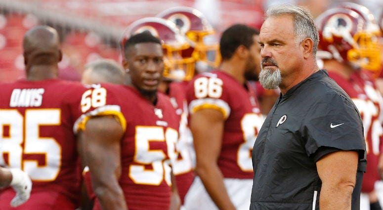 Redskins defense requires new leader