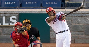 Howie Kendrick should be the Nats' first-ever DH